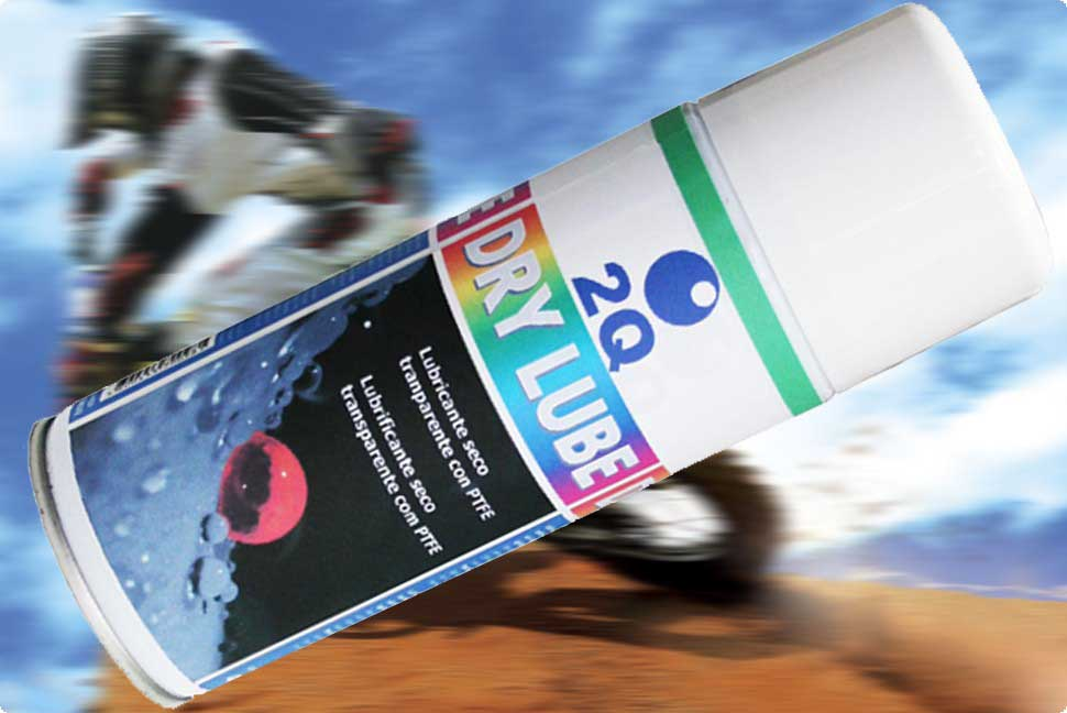 LUBRICANTE PTFE 100% SECO DRY LUBE