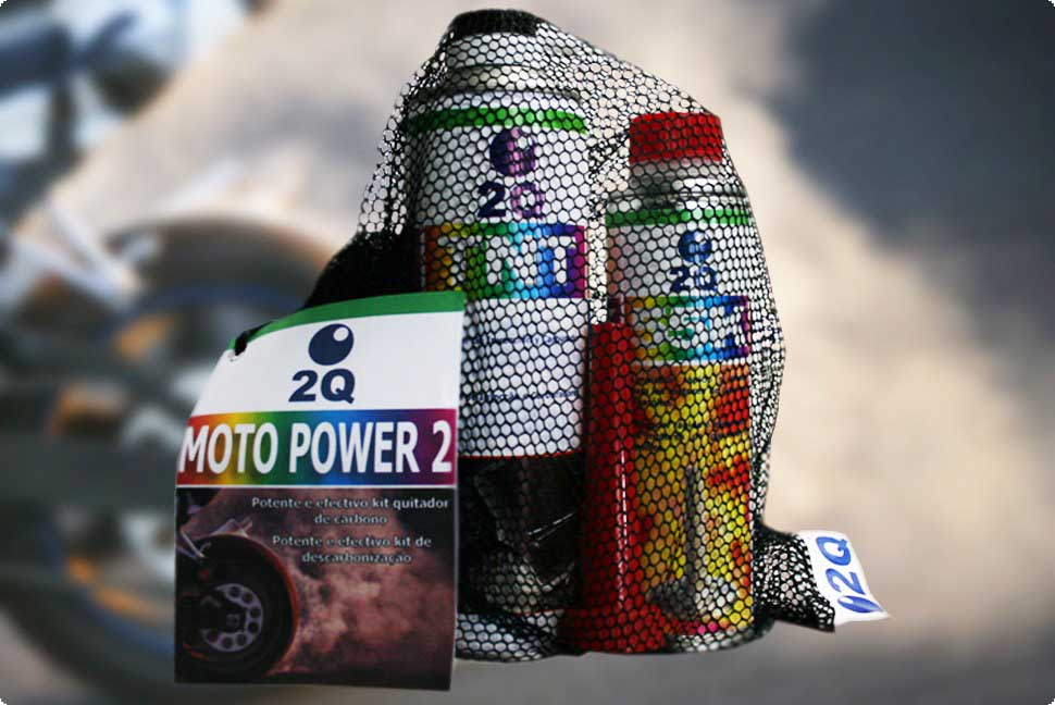 FUEL SYSTEM CLEANER MOTO POWER 2