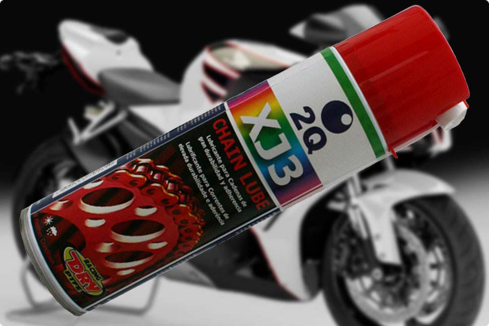 XJ3 CHAIN LUBE PTFE LUBRICANT