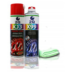 XJ3 KIT CHAIN LUBE PTFE LUBRICANT